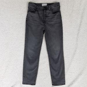 Everlane | High Rise Slim Straight Cigarette Jeans